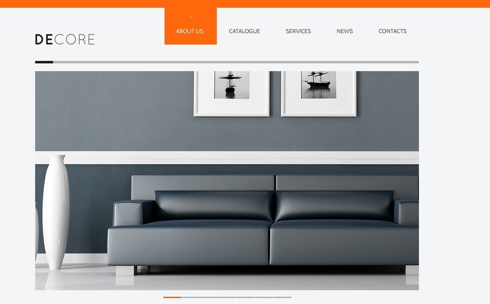 Modello Joomla  #41246 per Un Sito di Home Decor New Screenshots BIG