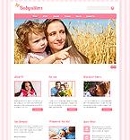 Website  Template 41266