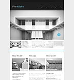 Real Estate Website  Template 41283
