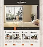 Furniture Website  Template 41285