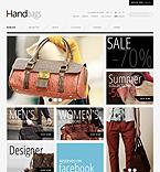 Fashion PrestaShop Template 41289