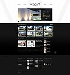 Architecture Website  Template 41290