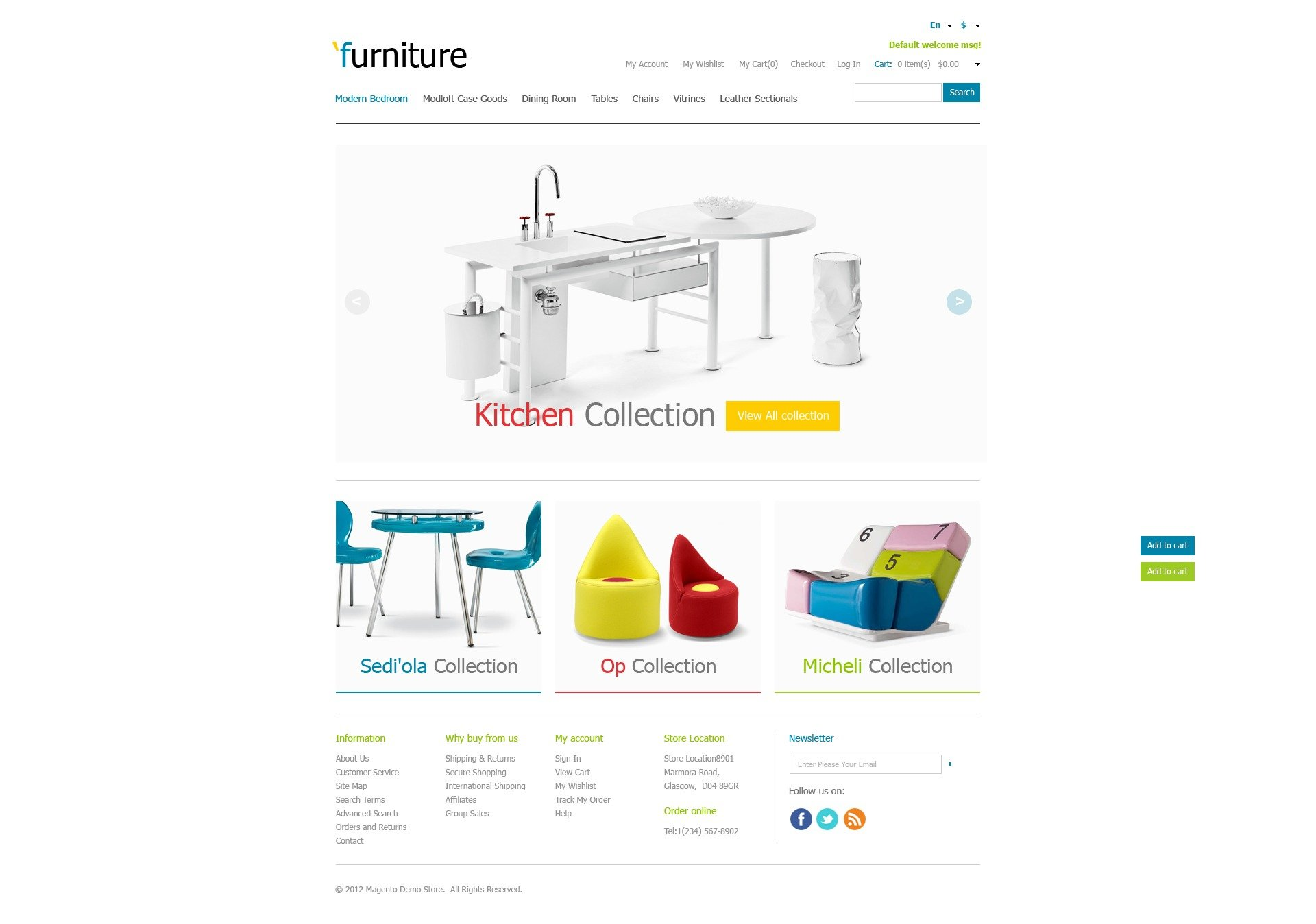 Furniture Store №41220 - скриншот