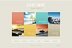 Travel Moto CMS HTML  Template 41314
