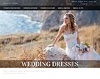 Wedding osCommerce  Template 41322
