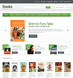 Books OpenCart  Template 41340