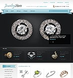 Jewelry OpenCart  Template 41342