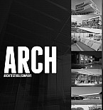 Architecture Facebook Flash CMS  Template 41350
