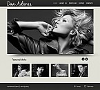 Art & Photography Photo Gallery  Template 41353