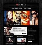 Fashion Flash CMS  Template 41371