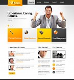 Flash CMS  Template 41372