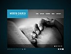 Religious Flash CMS  Template 41390