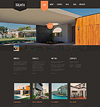 Real Estate Website  Template 41410