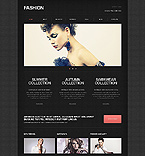 Fashion Website  Template 41415