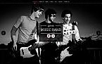 Music Moto CMS HTML  Template 41453