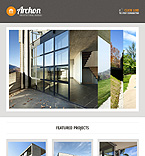 Architecture Facebook  Template 41459