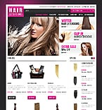 Beauty OpenCart  Template 41472
