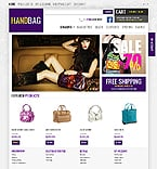 Fashion OpenCart  Template 41474