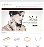 Jewelry OpenCart  Template 41475