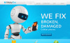 Szablon Moto CMS HTML #41442 na temat: elektronika New Screenshots BIG