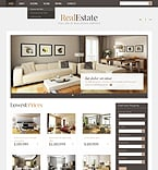 Real Estate PSD  Template 41516