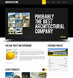 Architecture PSD  Template 41517