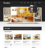 Furniture PSD  Template 41519