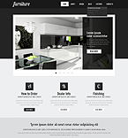 Furniture PSD  Template 41525