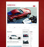 Cars Drupal  Template 41531