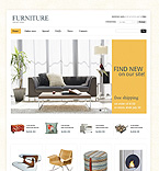 Furniture VirtueMart  Template 41568