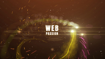Intro After Effects #41599 na temat: web design AE Intro Screenshot