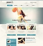 Charity Moto CMS HTML  Template 41607