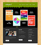Web design Website  Template 41632