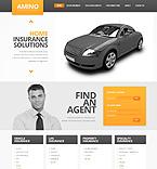Website  Template 41636