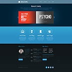 Web design Website  Template 41657