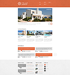 Architecture Website  Template 41670