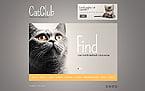 Animals & Pets Website  Template 41676