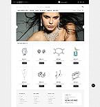 Jewelry PrestaShop Template 41695