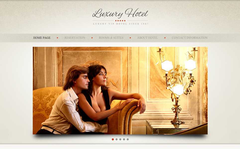 Plantilla Moto CMS HTML #41617 para Sitio de Hoteles New Screenshots BIG