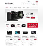 Electronics PrestaShop Template 41700