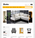 Furniture VirtueMart  Template 41701