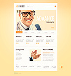 Website  Template 41708