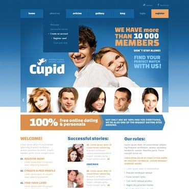 joomla dating templates free download