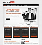 Computers Moto CMS HTML  Template 41742