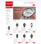 Fashion OpenCart  Template 41750