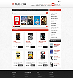 Books OpenCart  Template 41756