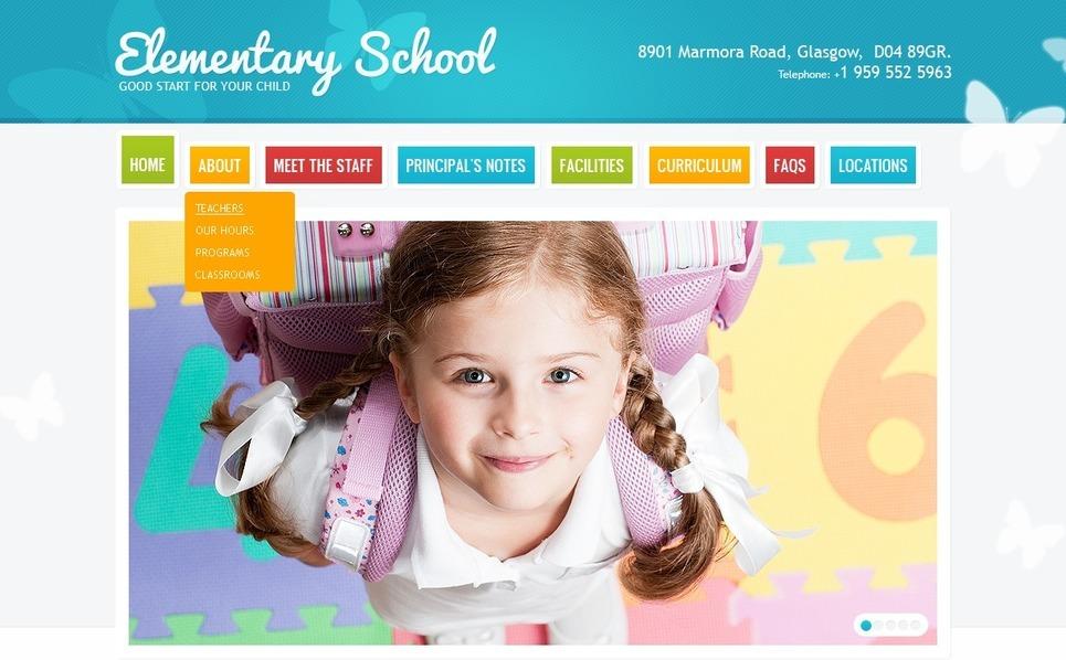 PSD Vorlage für Grundschule  New Screenshots BIG