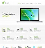 Flash CMS  Template 41779