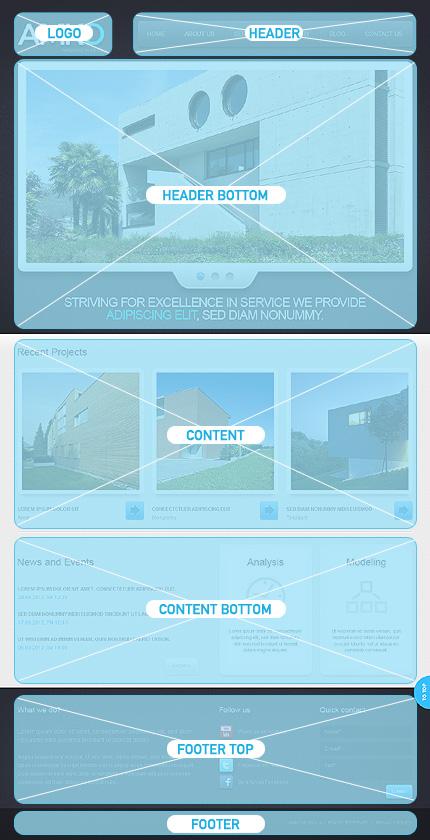 Drupal Template 41786 Main Page Screenshot