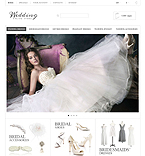 Wedding PrestaShop Template 41793